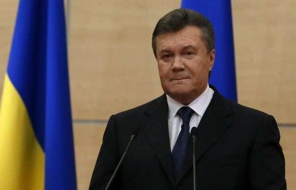 Янукович не признал выборы