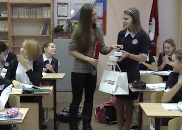 Самому юному LifeCorr'у страны вручили приз за видеоохоту на лисёнка