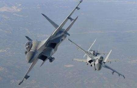 Тайна второго самолёта, скрывшегося у границы Турции и Сирии