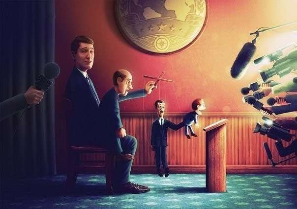 Геополитика в картинках номер шесть
