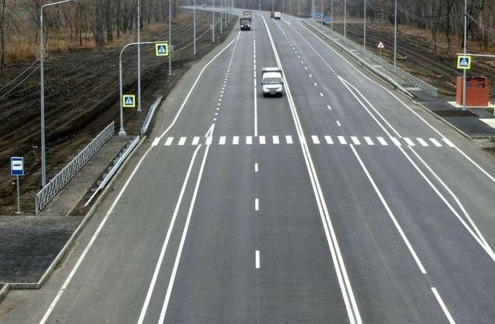 В Белгородской и Тульской областях введено в эксплуатацию 2 объекта на автодороге М-2 «Крым»