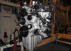 В Ярославле стартовало производство новых моторов Mercedes