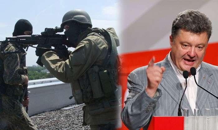 Кровавая ночь Донбасса. Порошенко активизировал операцию против Юго-Востока Украины