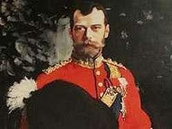 Какой чин британской армии имел Николай II