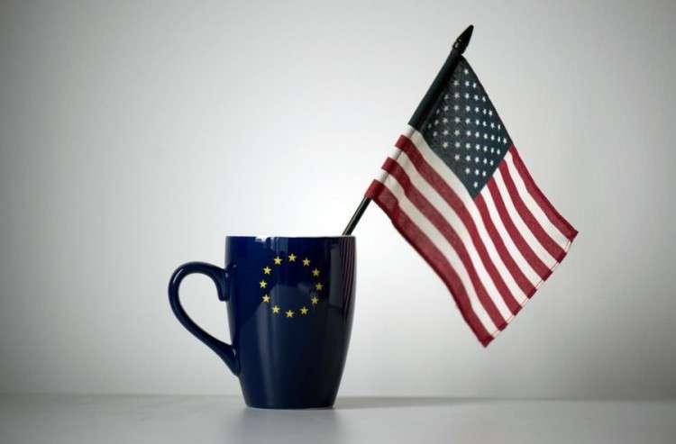 Американцы о Европе   прямо по Задорнову…