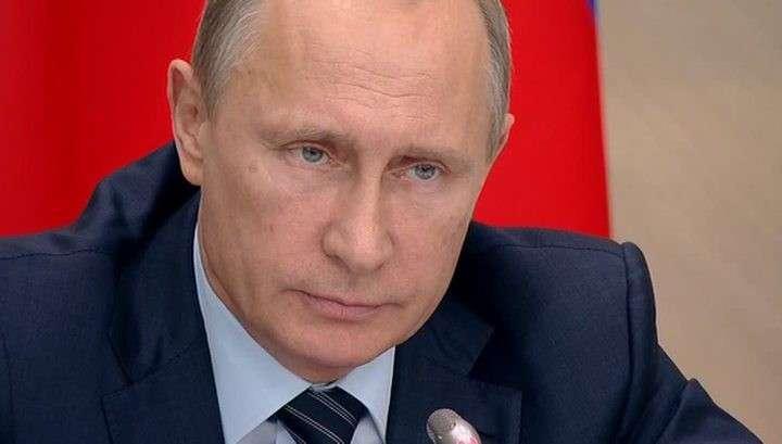 Владимир Путин подписал указ о санкциях против Турции