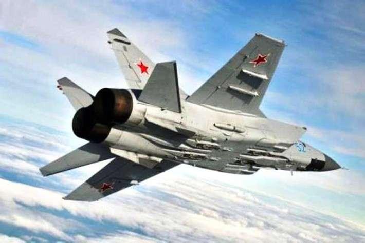 Очередная партия модернизированных МиГ-31 передана Минобороны