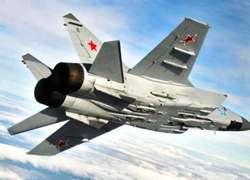 Передача в войска очередной партии модернизированных истребителей МиГ-31