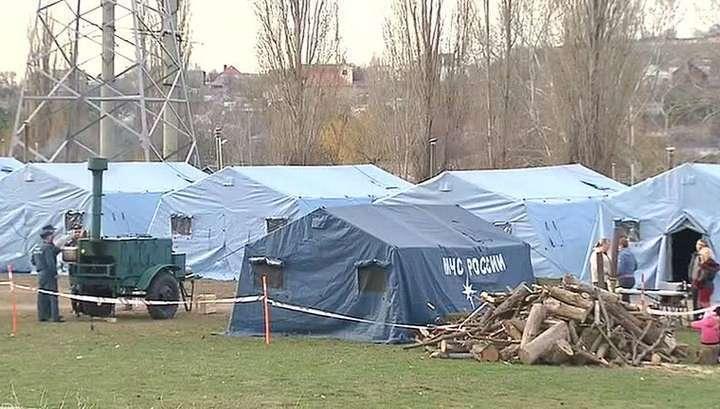 Минздрав отправил мобильный госпиталь в Крым