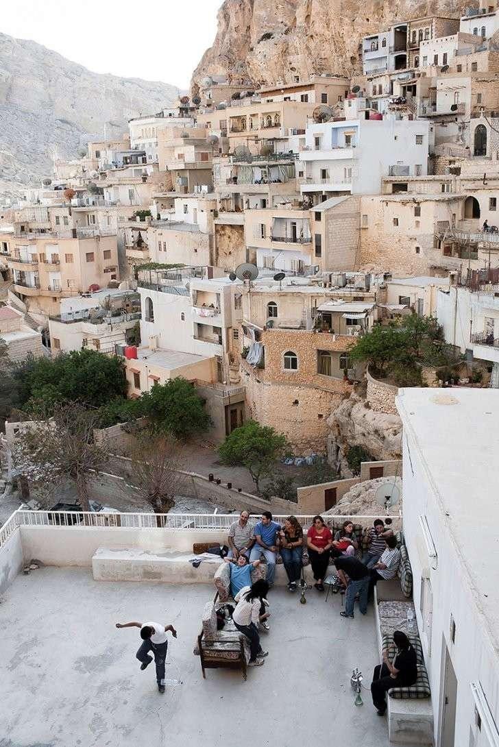 Как Сирия жила до войны