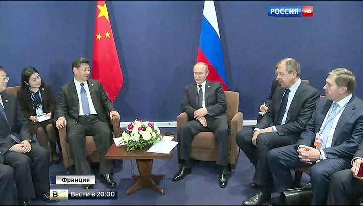 Конференция в Париже: мировые лидеры обсудили политический климат