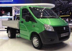 «ГАЗель-Next» разрешили продавать в Европе