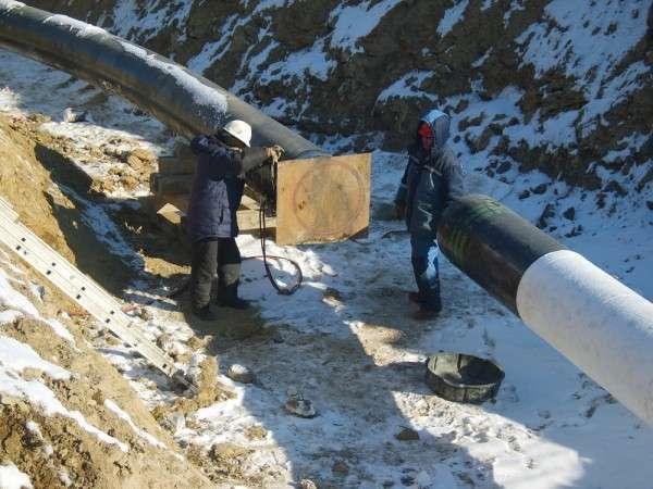 Девять мелких восточных стран Евросоюза потребовали остановить «Северный поток-2»