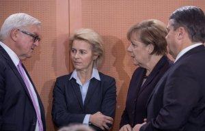 Правительство ФРГ утвердило участие бундесвера в нападении на Сирию