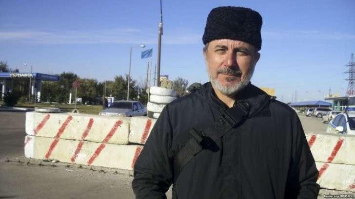 Укро-татарский бандит Ислямов угрожает блокированием Керченской переправы