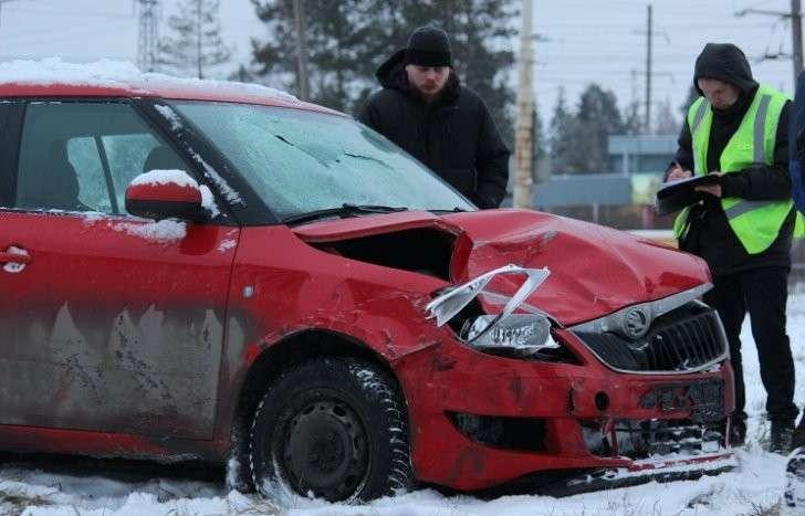 В Петрозаводске пьяный священник насмерть сбил женщину на пешеходном переходе