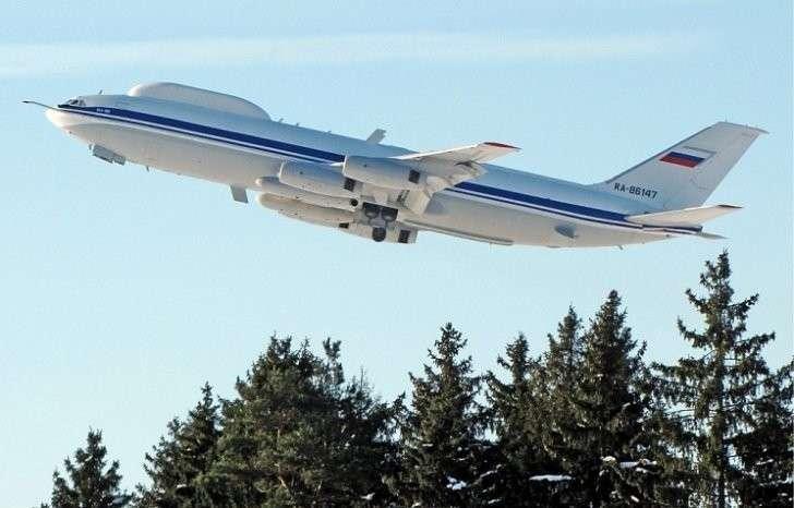 Самолет Судного дня Россия