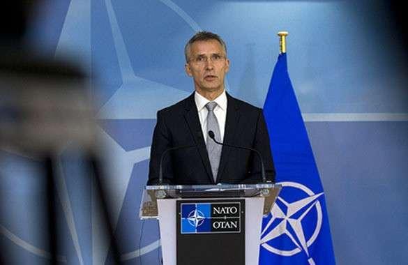 Мы будем считать нападением на весь альянс гибридную атаку на любого члена НАТО