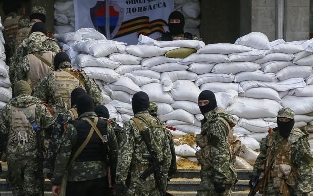 Ополченцы ДНР: К нам пришло большое подкрепление