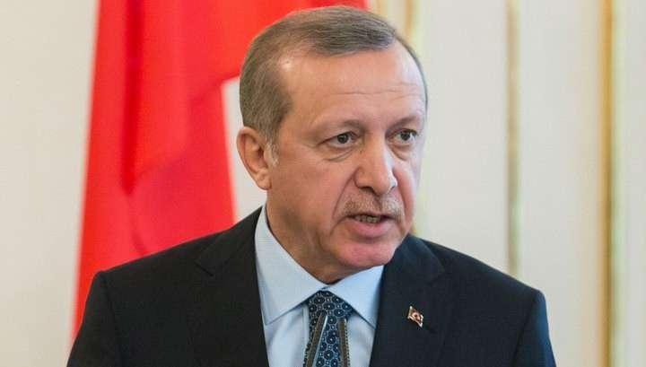 Тов. Эрдоган отвергает обвинения в покупке нефти у террористов