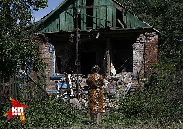 Украинцы не верят,  что армия их страны стреляет в свой народ