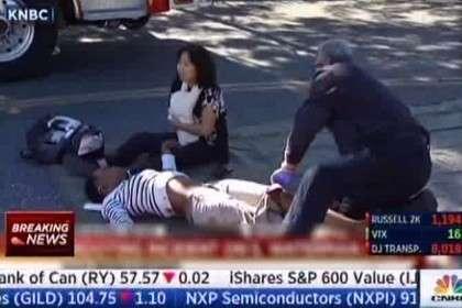В Калифорнии погибли по меньшей мере 12 человек, ещё 20 ранены