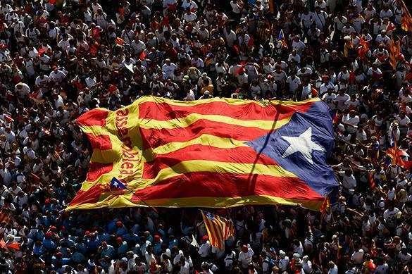 Испанский суд аннулировал резолюцию о независимости Каталонии