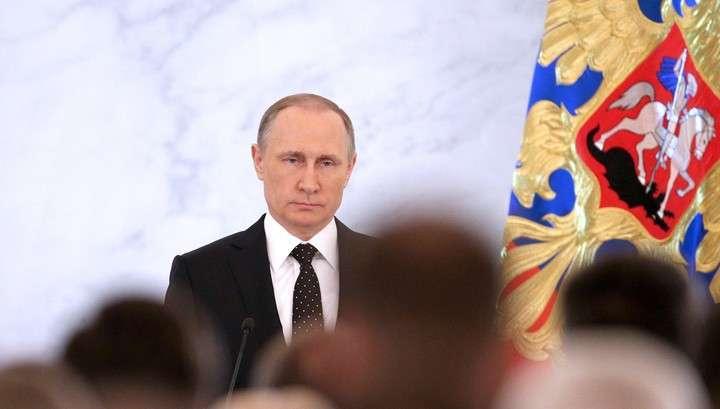 Владимир Путин назвал коррупцию препятствием для развития страны