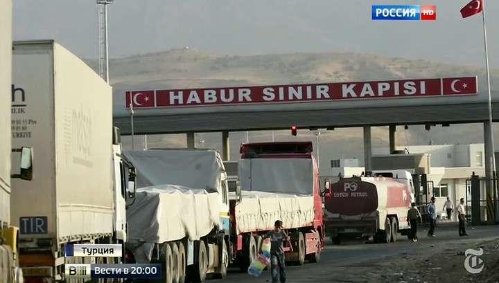 Запад борется с ИГИЛом на словах и пытается прикрыть Турцию