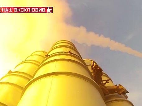 С-400 уничтожает реактивного «Кабана»: эксклюзивные кадры