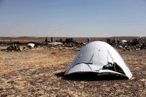 Экспертиза останков погибших в авиакатастрофе А321 завершена