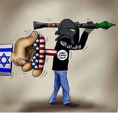 В Ираке пойман израильский полковник с отрядом бандитов ИГ