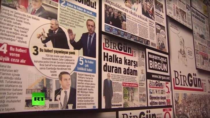 Самодельные нефтепроводы между Турцией и Сирией — зафиксированный факт