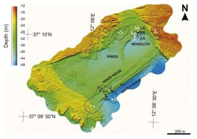 Океанографы нашли на дне моря гигантские сооружения древнейшей цивилизации