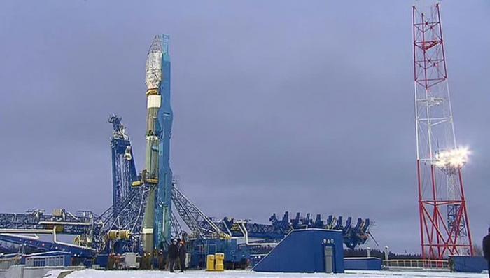 Новый «Союз» вывел на орбиту два военных спутника