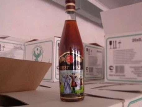 Коньячный завод «с секретом» обнаружили оперативники в Дагестане
