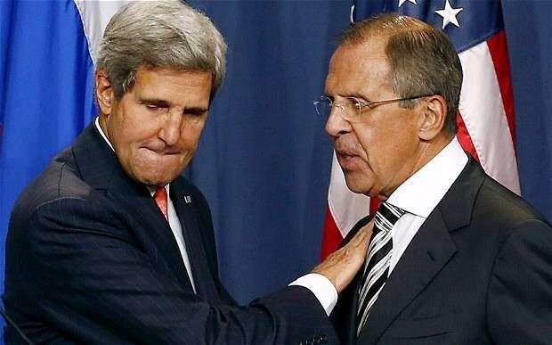 Керри пригрозил России и Ирану «жёсткими решениями» по ситуации в Сирии