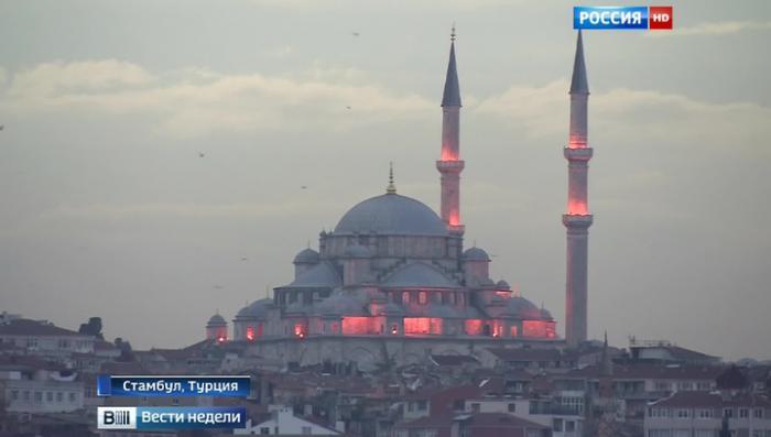 Стамбул превращается в центр подготовки террористов