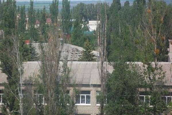 Украина. Текущая ситуация в Донбассе