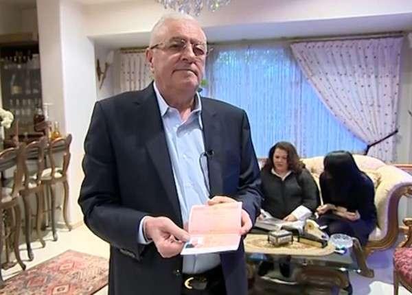 Джордж Хейсвани заявил, что каждое слово Эрдогана — ложь