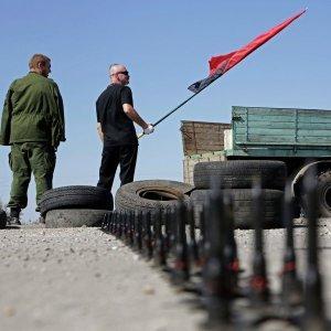 Турецкие ультра наци из «Серых волков» засветились на блокаде Крыма