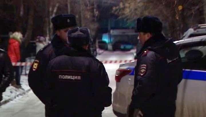 На остановке в Москве прогремел взрыв