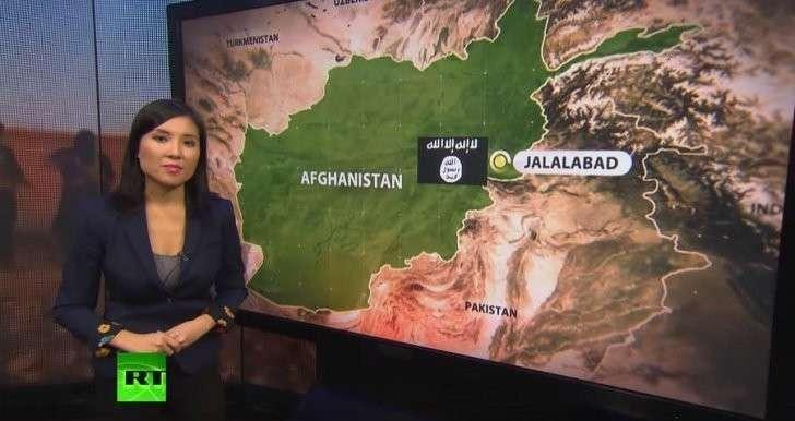 Боевики ИГ захватили несколько районов Афганистана