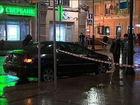 Проводятся первые задержания по факту взрыва в центре Москвы