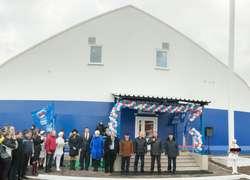 В Орловской области открылся физкультурно-оздоровительный комплекс