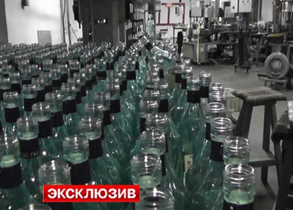 В Кировской области ФСБ накрыла производство суррогатного алкоголя