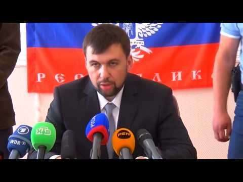 Мы хотим стать частью России – глава ДНР попросил Владимира Путина о помощи