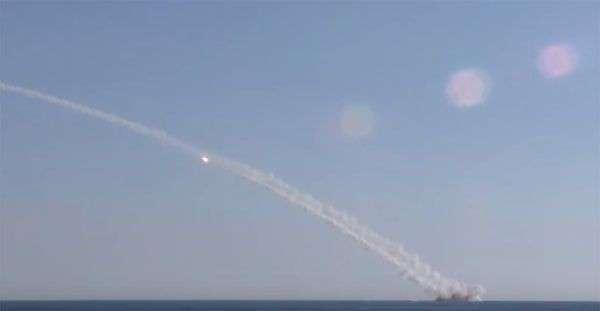 Отчёт МО РФ о ходе контрерростической операции в Сирии