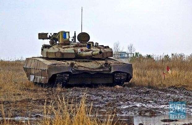 Обострение войны на Донбассе
