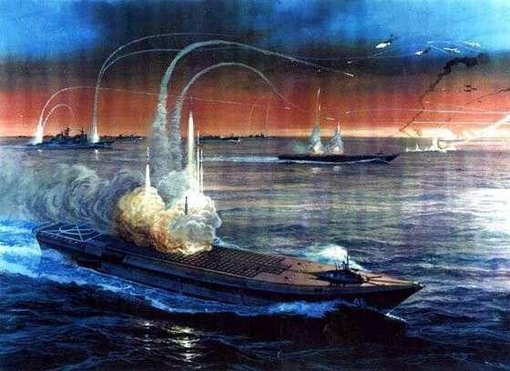 Флот НАТО вошёл в Чёрное море: в случае войны его утопят за 10 минут